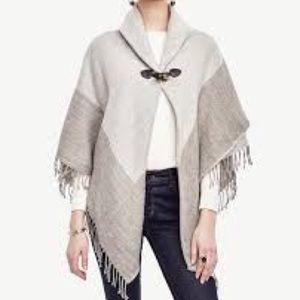 Shawl Collar Cape
